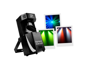 BoomToneDJ Dymano Scan LED (74940)