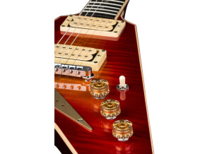 Dean Guitars USA Patents Pending V Flame Top