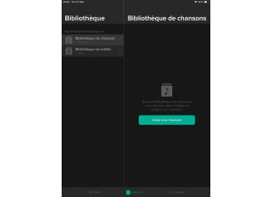 App Bibliotheque