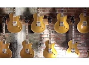 Gibson LP Joe Perry GoldRush