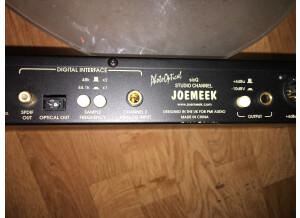 Joemeek VC2 Tube Channel