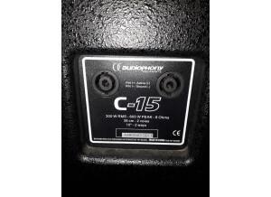 Audiophony C15