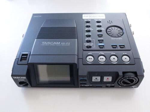 Tascam HD-P2 (85145)