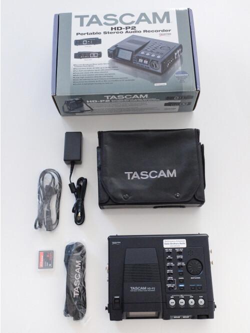 Tascam HD-P2 (140)