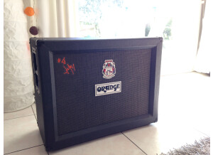 Orange #4 Jim Root PPC212 Speaker Cabinet (52980)