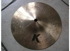 "Zildjian K Custom Dark Splash 8"""