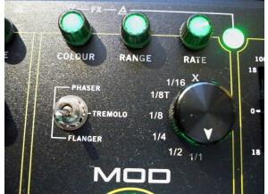 Mooer Black Truck (95318)