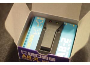 Boss AB-2 2-way Selector (84184)