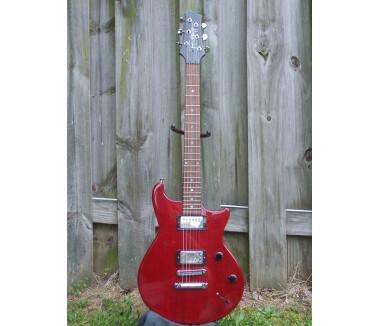McInturff Guitars Polaris