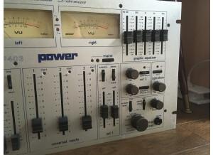 Power Acoustics PMP 403 (43842)