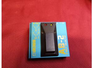 Boss AB-2 2-way Selector (86749)