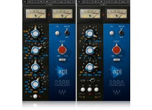 Waves API 550 EQ