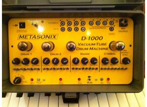 Metasonix D-1000 Vacuum Tube Drum Machine (50359)