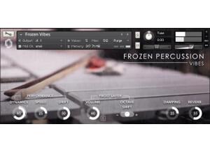 Fracture Sounds Frozen Percussion: Vibes