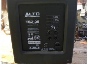 Alto Professional TS212S