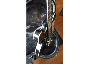 Epiphone Black Royale Riviera Custom P93