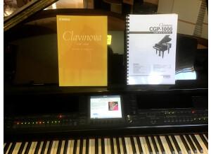 Yamaha Clavinova CGP-1000