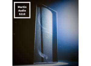 Martin Audio S218+
