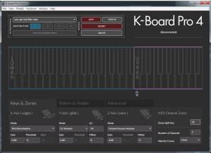 Keith McMillen Instruments K-Board Pro 4 (78496)