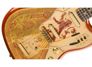 Fender Game of Thrones House Lannister Jaguar