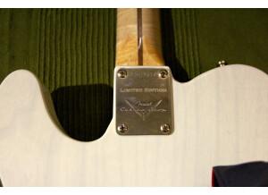 Fender Custom Shop Roadshow 2011 Telecaster Thinline (390)