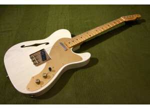Fender Custom Shop Roadshow 2011 Telecaster Thinline (99224)