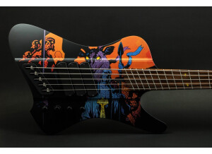 Dingwall The Bass from Hell Rob von der Loo signature