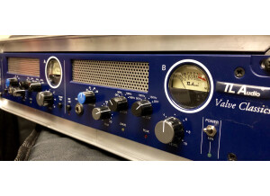 TL Audio PA-1 2-Channel Pentode Tube Preamp (49259)