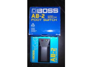 Boss AB-2 2-way Selector (42311)