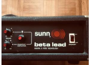 Sunn Beta Lead