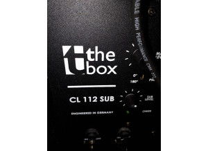 the box CL 106 TOP