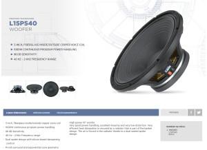 RCF L15P540