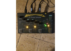 Boomerang III Phrase Sampler (54558)