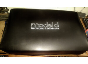 Moog Music Minimoog Model D (2016) (36487)
