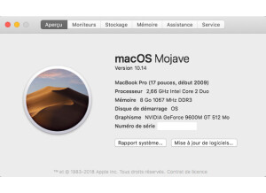 Apple Macbook Pro 17 Unibody (96812)