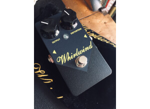 Whirlwind Gold Box Distortion