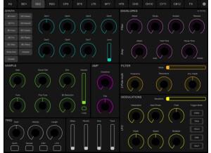 ID-Entity Touch OS Layout for Elektron Analog Rytm
