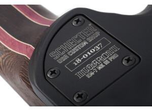 Schecter Keith Merrow KM-7 MK-III Pro USA Signature