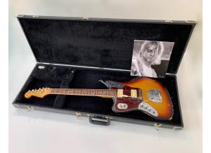Fender Kurt Cobain Road Worn Jaguar LH