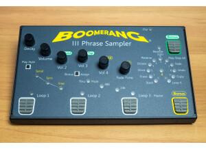 Boomerang III Phrase Sampler (95775)