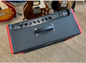Fender Hot Rod Deluxe III - Red Nova Two-Tone Limited Edition
