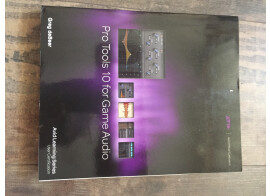 Protools 10 Avid learning serie for Game Audio