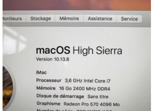Apple imac i7 27' (23868)