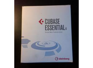 Steinberg Cubase Essential 4