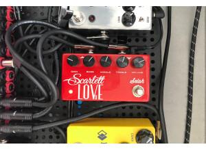 Selah Effects Scarlett Love Overdrive V3