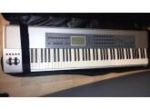 Vend M-Audio Kestation Pro 88 état irréprochable avec housse faite sur mesure et solide