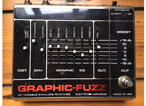 Electro-Harmonix Graphic Fuzz (99626)