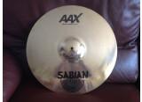 """Sabian AAX 18"""" Metal Crash"""