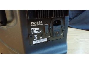 the box PA 110 A