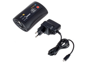 Showtec W-DMX MicroBox R-512 G5 Receiver